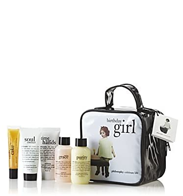 the birthday girl | gift set | philosophy