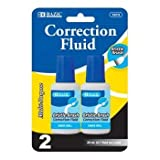 DDI 311154 BAZIC 20ml - 0.7 fl. oz. Correction Fluid Case Of 144