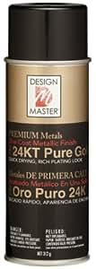 Design Master No.240 24-Carat Pure Gold Metallic Spray