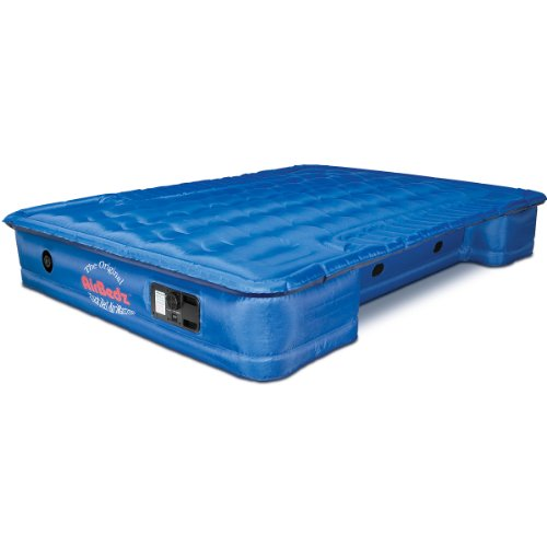 Airbedz Full-Size 6-6.5′ Truck Bed Air Mattress With Built-In Pump Includes Carry Bag And Patch Kit Included, Outdoor Stuffs