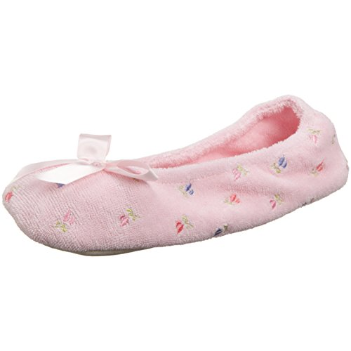 Piso Rosa Isotoner De Mujeres Talla Zapato xtPqaF0B4w