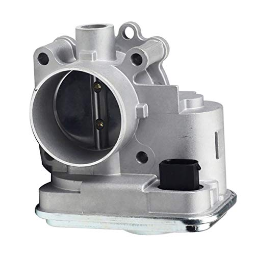 Dade Electronic Throttle Body Assembly with IAC TPS Idle Air Control Assembly for Dodge Avenger Caliber Journey Chrysler 200 Sebring Jeep Cherokee Compass Patriot 04891735AC 4891735AB 4891735AC ()