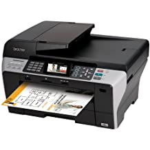 Brother MFC-6490CW Wireless All-in-One Inkjet Printer