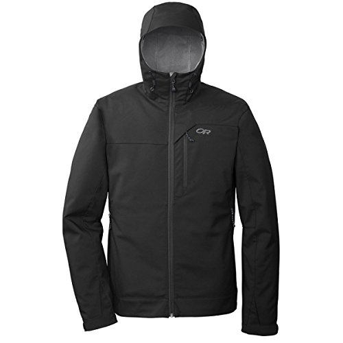 Outdoor Research Men's Transfer Jacket (Black, XX-Large)