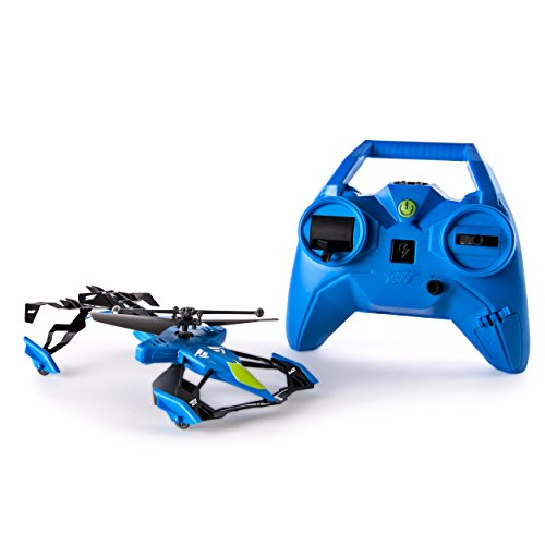 Air Hogs Switchblade Ground and Air Race RC Heli - Blue