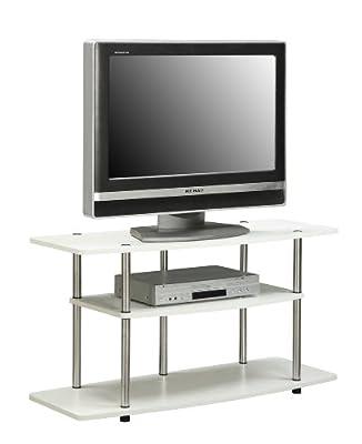 Convenience Concepts Designs2Go 3-Tier Wide TV Stand