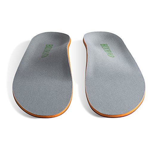 Arch Support Comfort Shoes Orthotics Insoles/Inserts for Flat Feet/Plantar Fasciitis/Pronation/Feet Pain for Men and Women