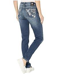 Dreamcatcher Skinny Jeans in Dark Blue
