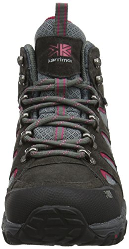 Weathertite Gris Ladies Donna Karrimor 4 Bodmin Mid Uk Scarpe Da Arrampicata 5 Grey dark UPaIFaq