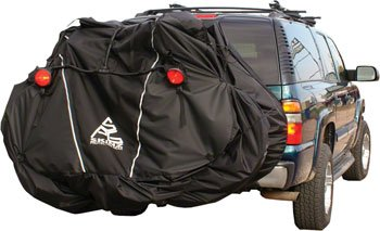 Skinz Protective Gear Rear Transport Cover with Light Kit (1-2 Bikes)