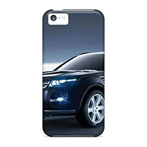 Awesome Design Land Rover Lrx Concept Black 5 Hard Case Cover For Iphone 5c