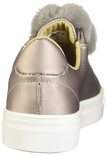 Osaka para N Gris Mujer Zapatillas Pepe BB000 Tenis Oro Jeans de SO 18S5q