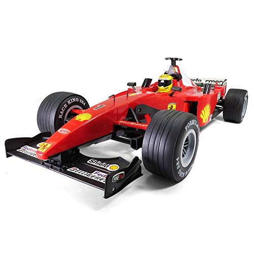 (IBalody 10KM/H High Speed 1:6 Oversized F1 Formula Remote Control Racing Car Charging Drift Children's Toy Electric Model Birthday Festival Gifts for Kids 6+)