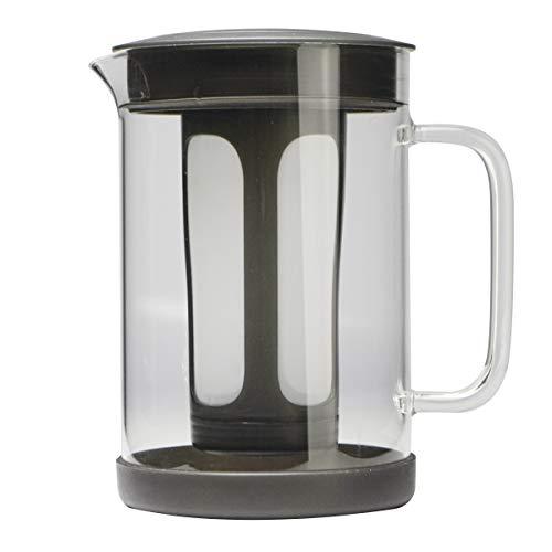 Primula PCBBK-5351 51 oz Black Pace Cold Brew Iced Coffee Maker (Ice Coffee Carafe)