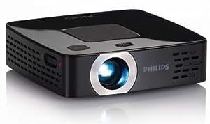 Philips PicoPix - Proyector DLP (854 x 480), negro