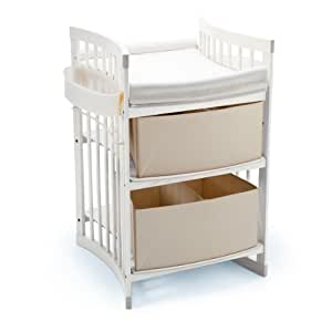 Stokke Care Baby Changing Table In White Amazon Ca Baby