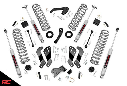 control arm lift kit - 4