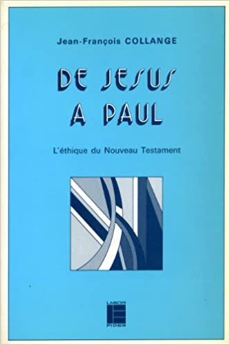 Lire un De Jésus à Paul epub, pdf