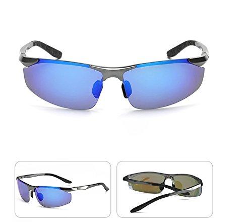 Lunettes caractère polarized vintage de soleil lunettes Mens C de d7wI00