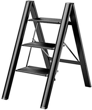 Jia He Taburete de plástico para niños Taburete de paso, La escalera del hogar de heces, Escalera, Escalera plegable, multi-función de escalera, aluminio grueso Escalera, Ingeniería Escalera, en dos p: Amazon.es: Hogar
