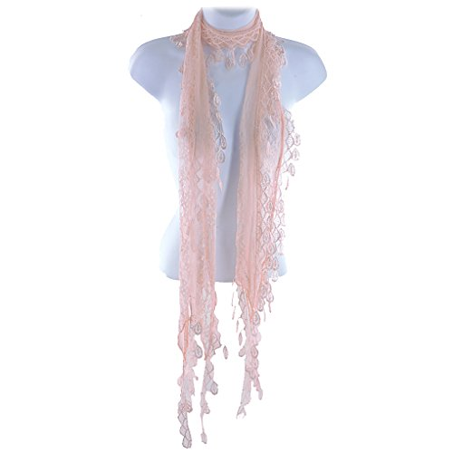 Silver Fever Elegant Vintage Skinny Lace - Skinny Scarf Crochet Pattern Shopping Results