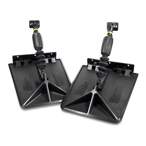 Nauticus - SX Smart Tabs Trim Tabs for Boat Length 21'-25' - SX10512-70 (Composite Trim Tabs)