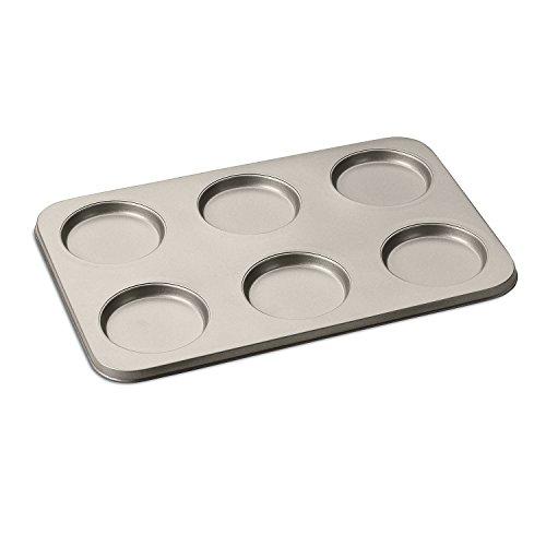Cuisinart AMB-6MTPBZ 6 Cup Muffin-Top Pan, Bronze - Muffin Top Baking Pan
