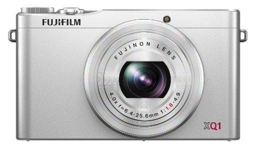 Fujifilm XQ1 12MP Digital Camera with 3.0-Inch LCD