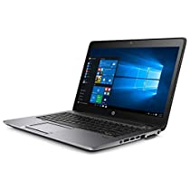 (Certified REFURBISHED) HP Probook 840G2-i5-16 GB-500 GB 14-inch Laptop (5th Gen Core i5/16GB/500GB/Windows 10/Integrated Graphics), Black at amazon