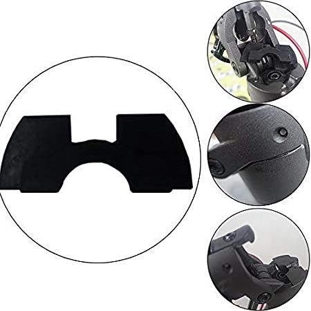 FEC 3 Pcs Rubber Vibration Dampers and Rear Fender Support Frame Protection Frame for Xiaomi Mijia M365//PRO Electric Scooter