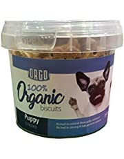 Orgo Organic Biscuits Treats for Puppy - 150g