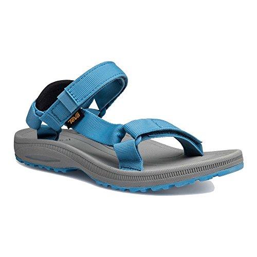 Solid Blau Hohe Damen Blau Winsted W 425 Blue Ceramic Sneaker Teva CwZSqt