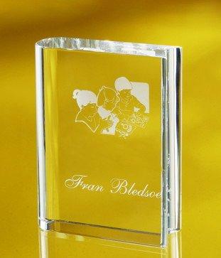 Award - Large (Optical Crystal Book Award)