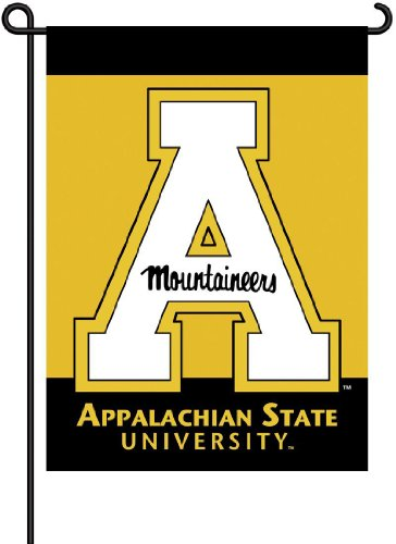 NCAA Appalachian State Mountaineers 2-Sided Garden Flag