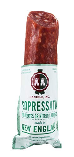 Daniele New England Sopressata Chub made in New England