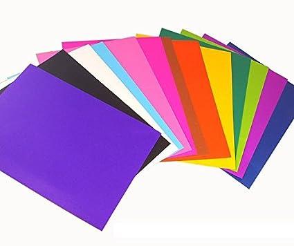 KABEER ART A3 Size Colorful Felt Craft Sheets For Handmade Arts  Crafts(Randomly 10pcs)