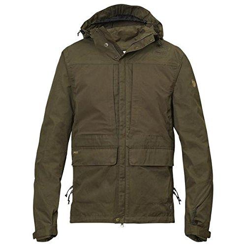 FJÄLLRÄVEN Herren Lappland Hybrid Jacket Softshelljacken