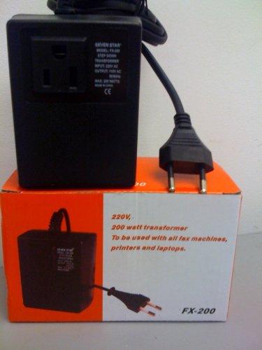 voltage converter transformer down