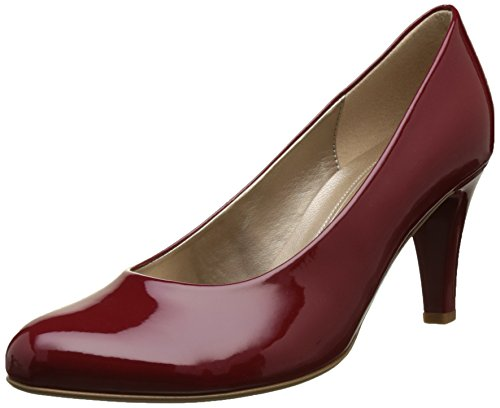 Gabor Shoes Fashion, Women's Closed-Toe Pumps, Red, 6.5 UK (40 EU)