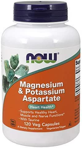 Magnesium & Potassium Aspartate with Taurine FamilyValue 360Count mmz!Now
