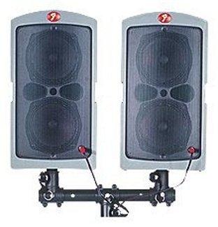- Fender(R) Passport Dual Speaker Mount