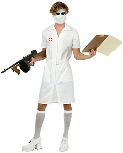 Twisted Nurse Adult Costume - Large