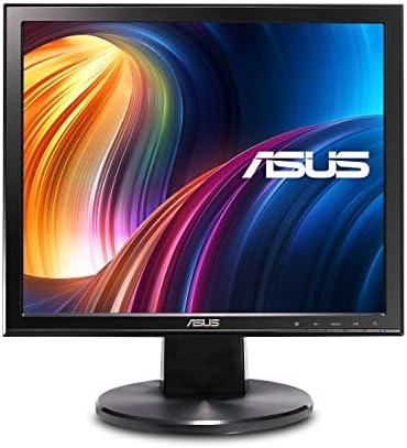 """ASUS VB199T-P 19"""" SXGA 1280x1024 IPS DVI VGA Back-lit LED Monitor,Black"""