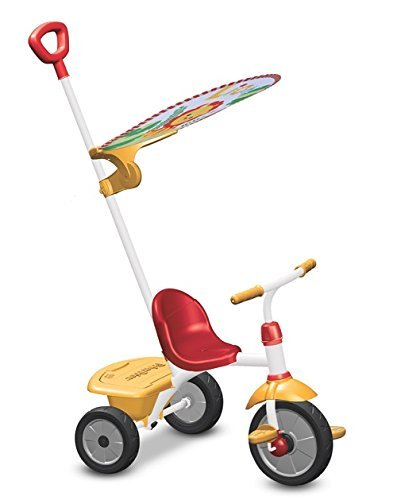 Yellow u0026 Red Glee Plus Smart Trike 2-In-1 Tricycle Toddler Bike Touch  sc 1 st  Amazon.com & Amazon.com: Yellow u0026 Red Glee Plus Smart Trike 2-In-1 Tricycle ...