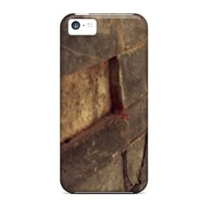 Iphone 5c Case, Premium Protective Case With Awesome Look - Another Brick In The Wall