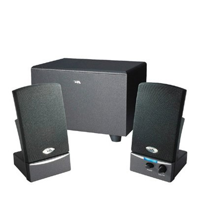 Cyber Acoustics 2.1 Powered Speaker System