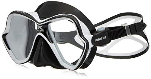 - Mares X-Vision Ultra Liquid Skin Dive Mask, Black/Grey (Renewed)