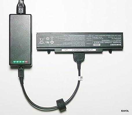 Externo (autónoma)-Cargador de batería para portátil Samsung R718 ...