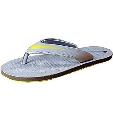 Nike Men's Chroma Thong 5 Grey Flip Flops & House Slippers (11 UK)