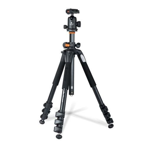 Vanguard Alta Pro 264AB 100 Aluminum Tripod with SBH-100 Ball Head for Sony, Nikon, Canon DSLR Cameras